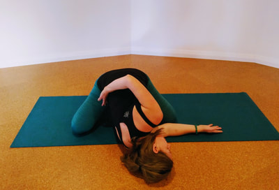 heart opening yin yoga sequence  living harmony yoga